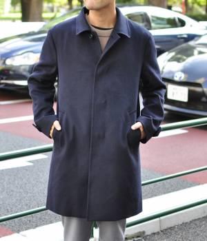 JUNRed - ジュンレッド   【先行予約】ウォームクロスステンカラーコート