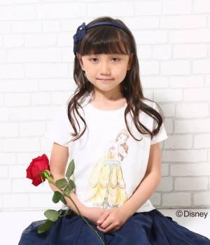 ROPÉ PICNIC KIDS - ロペピクニック キッズ | 【ROPE' PICNIC KIDS】美女と野獣プリントTシャツ