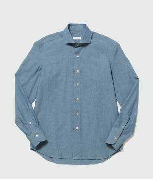 ADAM ET ROPÉ WILD LIFE TAILOR - アダム エ ロペ ワイルド ライフ テーラー | 【TIME SALE】【Errico Formicola】 CHAMBRAY