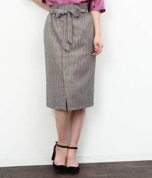 ROPÉ PICNIC - ロペピクニック   リボン付アイラインスカート