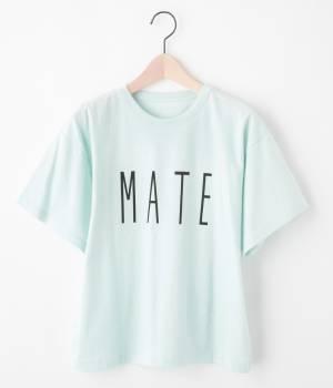 Adam et Ropé FEMME - アダム エ ロペ ファム | MATE Tシャツ