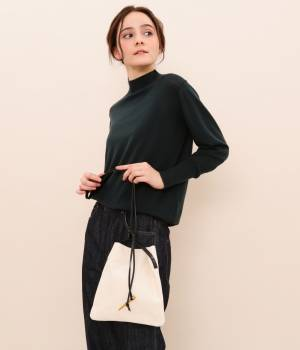 SALON adam et ropé WOMEN - サロン アダム エ ロペ ウィメン | 【joe&him】CANVASS MINISHOLDER BAG (S)