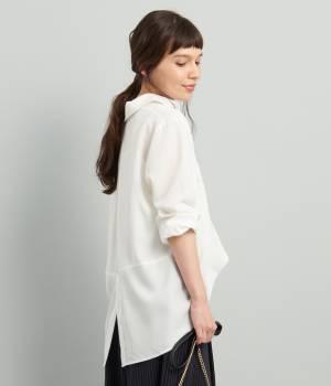 ViS - ビス | ポケット付きバックシャンシャツ