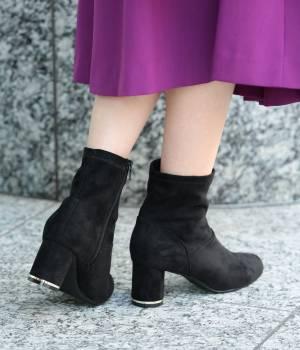 Juze - ジュゼ | ストレッチミドル丈ブーツ