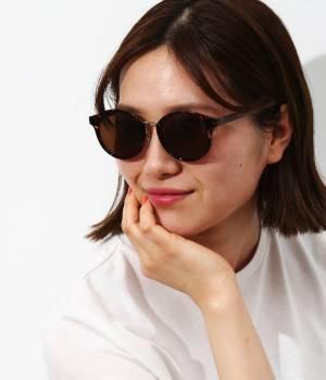 ViS - ビス | ボストンメタルブリッジメガネファッショングラス