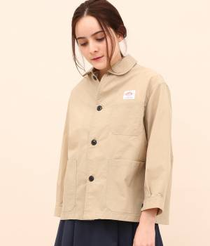 SALON adam et ropé WOMEN - サロン アダム エ ロペ ウィメン | 【予約】【WEB先行予約】【DANTON UNIFORM】NYLON TAFFETA COVER ALL JACKET