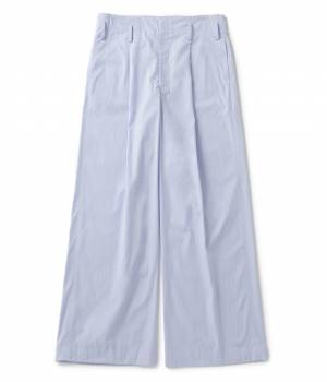 ADAM ET ROPÉ FEMME - アダム エ ロペ ファム | FEMME&HOMME 【 ilk ADAM ET ROPE'】SHIRTS WIDE PANTS