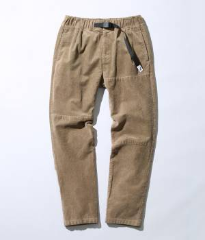 ADAM ET ROPÉ HOMME - アダム エ ロペ オム | 【GRAMICCI for ADAM ET ROPE'】STRECH COAL CRAZY 1TUCK PANTS