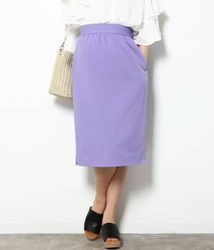 ViS - ビス | 【sweet5月号掲載】【sweet×ViSコラボ】ベルト付きハイウェストスカート