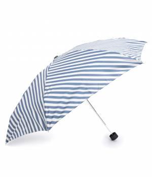 Adam et Ropé FEMME - アダム エ ロペ ファム | ストライプ柄折りたたみ傘