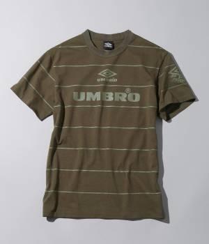 ADAM ET ROPÉ HOMME - アダム エ ロペ オム | 【UMBRO for ADAM ET ROPE'】Tシャツ