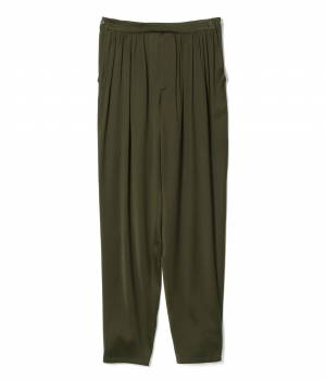 ADAM ET ROPÉ FEMME - アダム エ ロペ ファム | FEMME&HOMME 【 ilk ADAM ET ROPE'】ilk BACK EASY PANTS