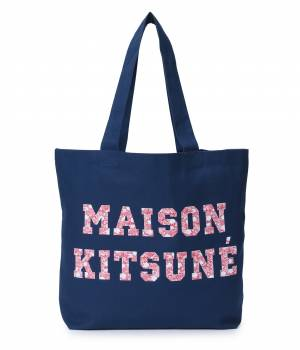 MAISON KITSUNÉ PARIS WOMEN - メゾン キツネ ウィメン | TOTE BAG PIXEL