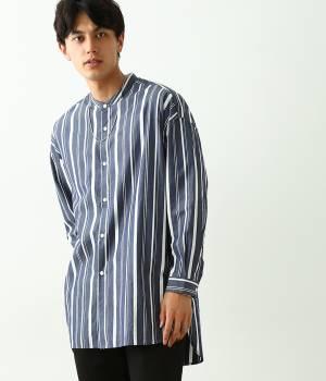 JUNRed - ジュンレッド | 【先行予約】バンドカラービッグシャツ