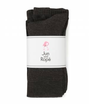 JUN&ROPÉ - ジュン アンド ロペ | 【Regina冬号掲載】ホットレイタイツ