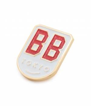bonjour bonsoir - ボンジュールボンソワール   Xmas LOGO PINS