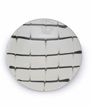 SALON adam et ropé HOME - サロン アダム エ ロペ ホーム | 【丹窓窯】スリップウエア 5寸平皿