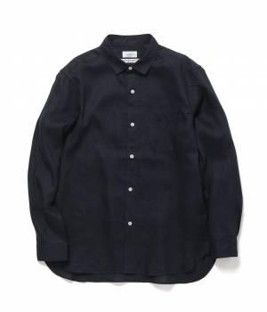 JUNRed - ジュンレッド | ベルギーリネンS&D長袖シャツ
