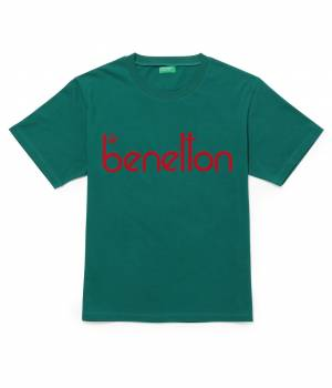 ADAM ET ROPÉ HOMME - アダム エ ロペ オム | 【先行予約】【UNITED COLORS OF BENETTON. FOR ADAM ET ROPE'】Flocky vintage logo t-shirt