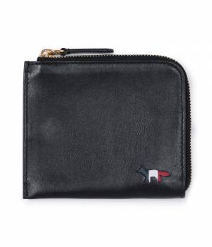 MAISON KITSUNÉ PARIS MEN - メゾン キツネ メン | TRICOLOR COIN PURSE