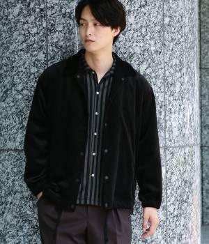 JUNRed - ジュンレッド | 【予約】【Samurai ELO 11月号掲載】コーデュロイコーチジャケット