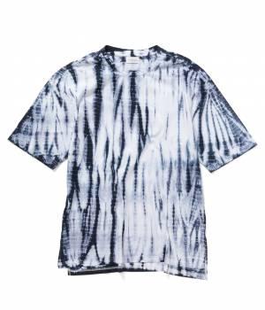 JUNRed - ジュンレッド | 【先行予約】絞り染め半袖Tシャツ