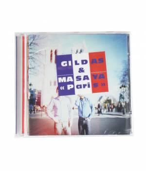 bonjour records - ボンジュールレコード | GILDAS & MASAYA PARIS