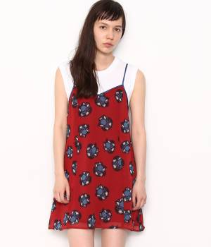 Bonjour Girl - ボンジュールガール | 【先行予約】【Bonjour Girl】FLOWER DRESS