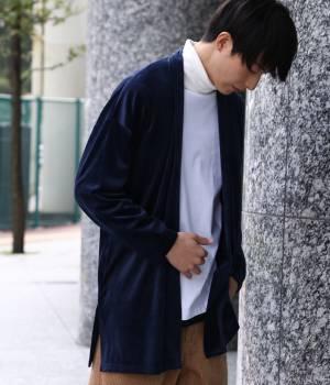 JUNRed - ジュンレッド | 【予約】ベロアコーディガン