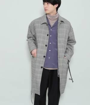JUNRed - ジュンレッド   【予約】TRチェックライナー付きステンカラーコート