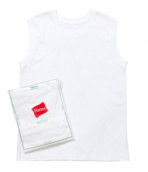 ADAM ET ROPÉ FEMME - アダム エ ロペ ファム | 【先行予約】【Hanes FOR BIOTOP】2-Pack  Sleeveless T-shirts