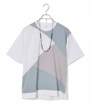 JUNRed - ジュンレッド | 【先行予約】パネルクレイジー半袖Tシャツ
