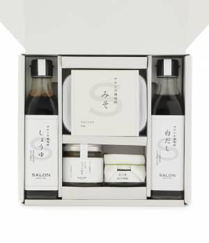SALON adam et ropé HOME - サロン アダム エ ロペ ホーム | 【浅沼醤油 for SALON】サロンの調味料   おすすめセット