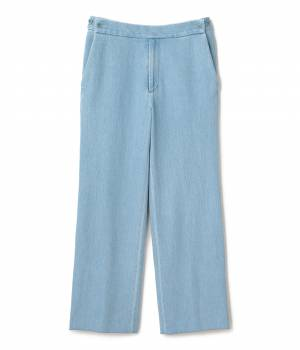 ADAM ET ROPÉ FEMME - アダム エ ロペ ファム | FEMME&HOMME 【 ilk ADAM ET ROPE'】ilk DENIM TROUSERS