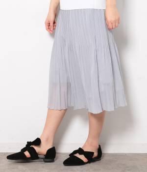 ViS - ビス   ランダムプリーツスカート