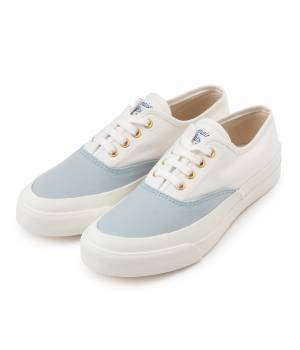 MAISON KITSUNÉ PARIS MEN - メゾン キツネ メン | 【今だけ!J'aDoRe限定10%OFF】BICOLOR CANVAS SNEAKERS
