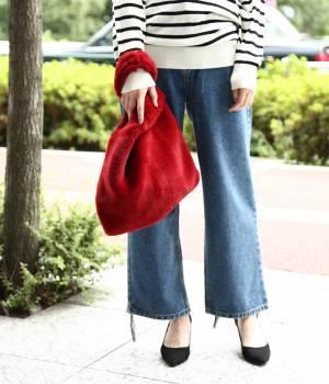 ViS - ビス   【sweet11月号掲載】【WEB限定カラー】エコファーマーケットバッグ