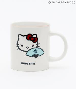 Adam et Ropé Le Magasin HOME - アダム エ ロペ ル マガザン ホーム | 【HELLO KITTY×LE MAGASIN】マグカップ