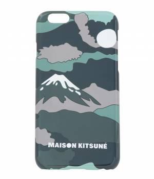 MAISON KITSUNÉ PARIS MEN - メゾン キツネ メン | 【2016AW先行予約】IPHONECASE LANDSCAPE