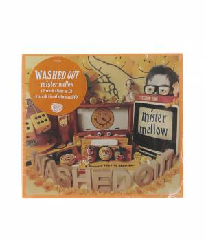 bonjour records - ボンジュールレコード | WASHED OUT - MISTER MELLOW