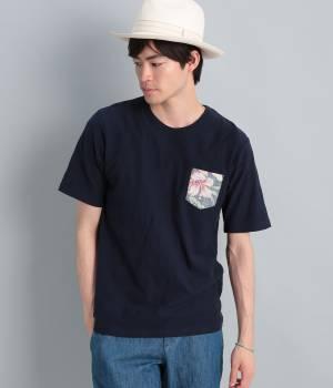 JUNRed - ジュンレッド | シャドーボーダーポケTシャツ