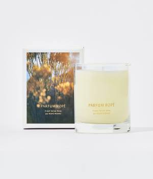 ROPÉ PICNIC PASSAGE - ロペピクニックパサージュ | ※【PARFUM ROPE'】Fresh Yellow Rose par ROPE' PICNIC キャンドル
