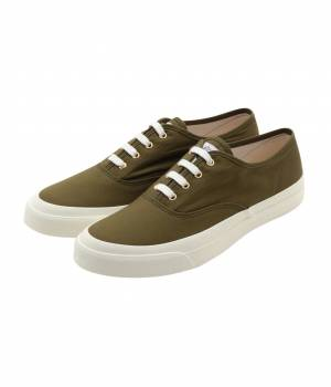 MAISON KITSUNÉ PARIS MEN - メゾン キツネ メン | 【今だけ!J'aDoRe限定30%OFF】CANVAS SNEAKER