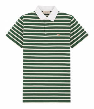 MAISON KITSUNÉ PARIS MEN - メゾン キツネ メン | MARIN POLO