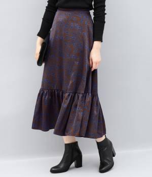 ADAM ET ROPÉ FEMME - アダム エ ロペ ファム   【TIME SALE】フラワープリントスカート