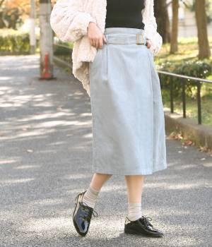 ViS - ビス | ハイウエストコーデュロイスカート