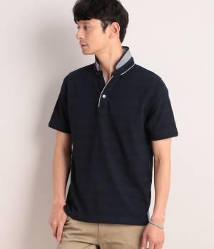JUNRed - ジュンレッド | TIME SALE ITEM!ボーダードライカノコPOLOシャツ