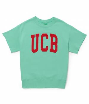 ADAM ET ROPÉ HOMME - アダム エ ロペ オム | 【先行予約】【UNITED COLORS OF BENETTON. FOR ADAM ET ROPE'】UCB short sleeve raised inner pull over