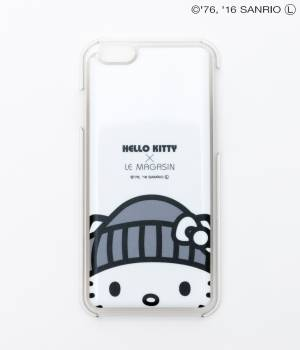 Adam et Ropé Le Magasin - アダム エ ロペ ル マガザン | 【Sweet1月号掲載】【HELLO KITTY×LE MAGASIN】iPhoneケース