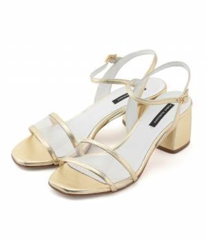 ADAM ET ROPÉ FEMME - アダム エ ロペ ファム | 【予約】【FABIO RUSCONI】Metallic Sandals